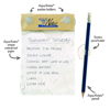 Picture of Aqua  Boat Notes™
