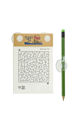 Picture of Aqua Fun Notes™ - Maze