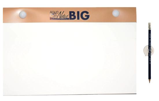 Picture of AquaNotes® Big
