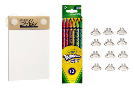 Picture of Bath Coloring Set