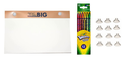 Picture of Bath Coloring Set - Big